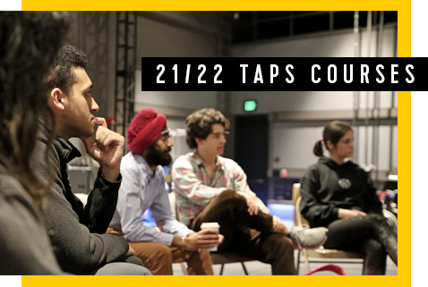 21/22 TAPS COURSES